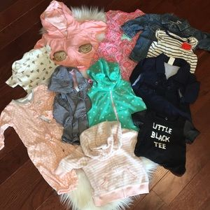 Other - Bundle of 3 month baby girl clothes